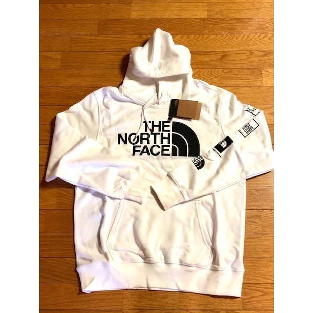 THE NORTH FACE(ザノースフェイス)の2020年USA国内限定モデル☆ザ ノースフェイス★ロゴパーカー☆L メンズのトップス(パーカー)の商品写真