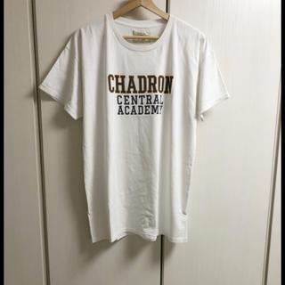 アングリッド(Ungrid)の新品 CHADRONビッグTee(Tシャツ(半袖/袖なし))