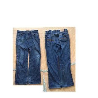 ヌーディジーンズ(Nudie Jeans)のNudie jeans  MCMボトムス セット(デニム/ジーンズ)