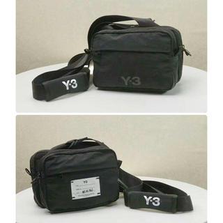 ワイスリー(Y-3)のY-3 ワイスリー  マルチバッグ 黒 新品未使用(バッグパック/リュック)