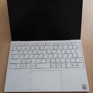 デル(DELL)のDELL New XPS 13 9300 i7-1065G7 16GB 512G(ノートPC)