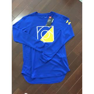 アンダーアーマー(UNDER ARMOUR)の新品   アンダーアーマー ロンT   メンズ S  (Tシャツ/カットソー(七分/長袖))
