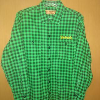 テンダーロイン(TENDERLOIN)のテンダーロイン  ブロックチェック フランネルシャツ (シャツ)