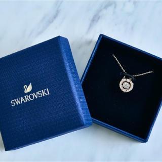 スワロフスキー(SWAROVSKI)のスワロフスキーのネックレス(ネックレス)