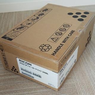 リコー(RICOH)の【未使用】RICOH IPSiO SP トナーカートリッジ 3400L(オフィス用品一般)