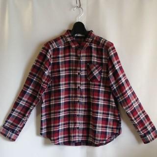 chocol raffine robe - chocol raffine robe ショコラフィネローブ  チェックシャツ