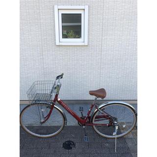 アサヒ(アサヒ)のアサヒサイクル 27インチ 自転車 福岡市直接引き取りいただける方限定(自転車本体)