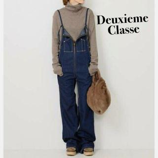 ドゥーズィエムクラス(DEUXIEME CLASSE)の新品ドゥーズィエム購入JOHNBULLフレンチサロペット38(サロペット/オーバーオール)