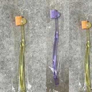 3本まとめ売り 美容歯ブラシ ほうれい線 歯ブラシ マッサージ フーミー