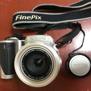 フジフイルム(富士フイルム)のFUJIFILM 富士フイルム デジタルズームカメラFinePix 4900Z(コンパクトデジタルカメラ)