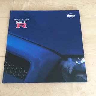 ニッサン(日産)のR34GT-R  カタログ(カタログ/マニュアル)