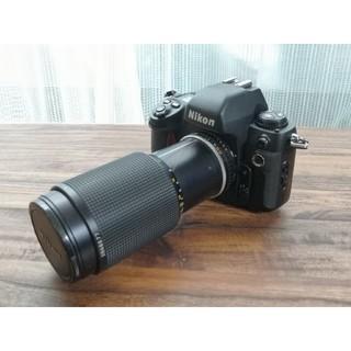 【おまけ付】Nikon F100 70-210mm f/4