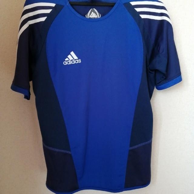 adidas(アディダス)のアディダス 半袖シャツ 160 スポーツ/アウトドアのサッカー/フットサル(ウェア)の商品写真