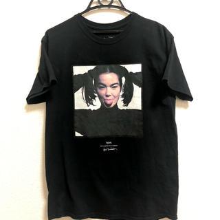 ジャーナルスタンダード(JOURNAL STANDARD)のKevin Cummins X Bjork Triple Name Tshirt(Tシャツ/カットソー(半袖/袖なし))
