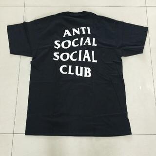 アンチ(ANTI)のanti social social club Tシャツ  サイズはX L(Tシャツ/カットソー(半袖/袖なし))