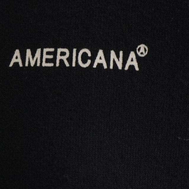 AMERICANA(アメリカーナ)のアメリカーナ  アクアガール 別注パーカー レディースのトップス(パーカー)の商品写真