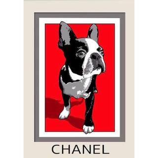 CHANEL - 【CHANEL】インテリアポスター