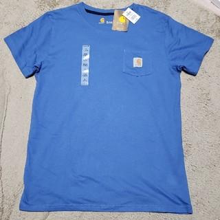 カーハート(carhartt)のCarhartt 胸ポケットロゴ半袖Tシャツ 新品タグ付き(Tシャツ/カットソー(半袖/袖なし))