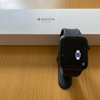 Apple Watch Series3 GPSモデル 42mm