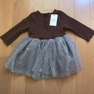 ザラキッズ(ZARA KIDS)の韓国子供服 ワンピース(ワンピース)