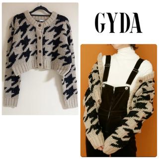 GYDA - 【未使用】GYDA/ジェイダ☆ショートニットカーディガン