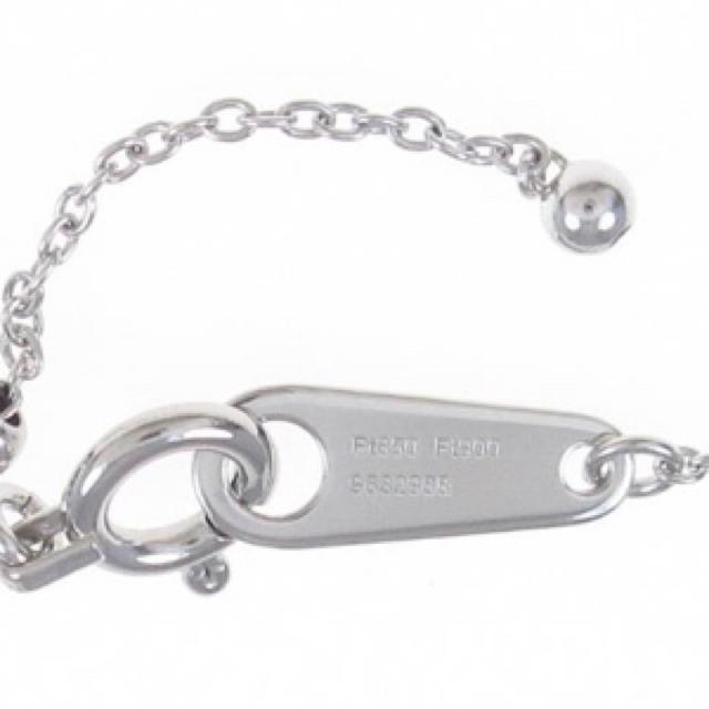 【空ちゃん様】フォーエバーマーク ダイヤ 0.21ct+0.14ct ネックレス レディースのアクセサリー(ネックレス)の商品写真