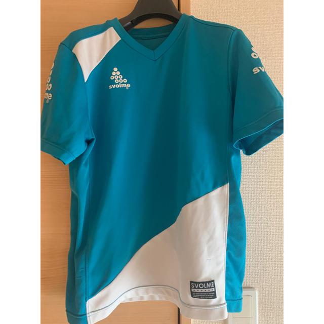 スボルメ サッカー フットサル シャツ 160 スポーツ/アウトドアのサッカー/フットサル(ウェア)の商品写真