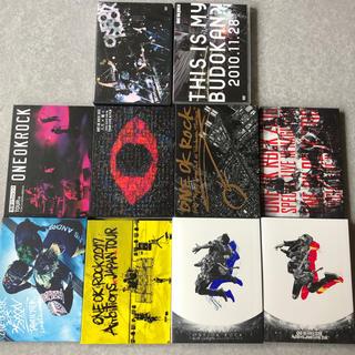 ワンオクロック(ONE OK ROCK)のONE OK ROCK LIVE DVD セット(ミュージック)