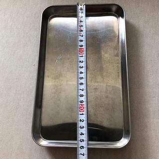 イセタン(伊勢丹)の最終価格ステンレスバット&ボウルセット🍦(調理道具/製菓道具)
