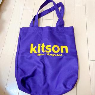 キットソン(KITSON)のキットソン トートバッグ(トートバッグ)