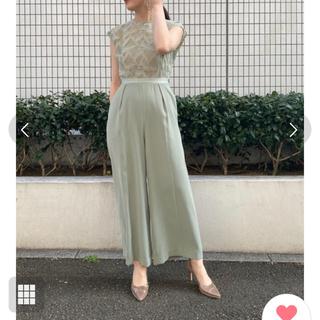 ラグナムーン(LagunaMoon)のラグナムーン オールインワン ドレス(その他ドレス)