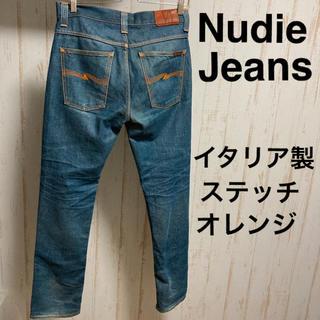ヌーディジーンズ(Nudie Jeans)のNudie Jeans ヌーディージーンズ デニム ジーンズ イタリア製(デニム/ジーンズ)