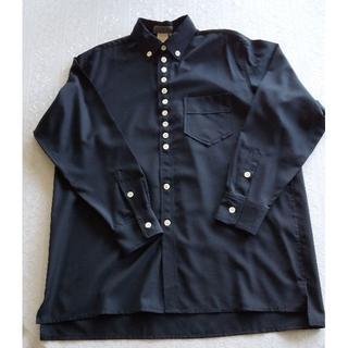 Yohji Yamamoto - Yohji Yamamoto ヨウジヤマモト  シルク混 綺麗なロングシャツ