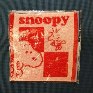 スヌーピー(SNOOPY)のスヌーピー ハンドタオル 2枚セット(タオル)