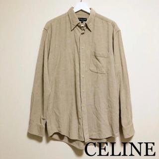 celine - CELINE メンズ シャツ