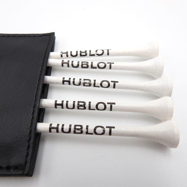 HUBLOT(ウブロ)の【未使用品】非売品 HUBLOT ウブロ ゴルフ用 ティー5本セット ノベルティ スポーツ/アウトドアのゴルフ(その他)の商品写真