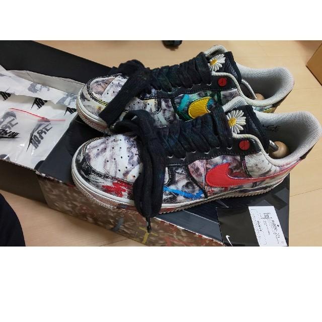 NIKE(ナイキ)のナイキ  パラノイズ  格安出品 メンズの靴/シューズ(スニーカー)の商品写真