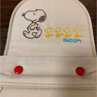 スヌーピー(SNOOPY)のビビドック様専用 おんぶひも スヌーピー (抱っこひも/おんぶひも)