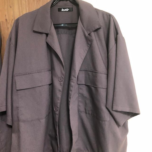 kutir セットアップ パープル メンズのスーツ(セットアップ)の商品写真