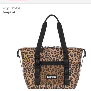 シュプリーム(Supreme)のsupreme 20AW zip tote leopard(トートバッグ)
