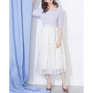 JILL by JILLSTUART - 新品 定価17930円ジルバイジルスチュアート セットアップ トップス+スカート