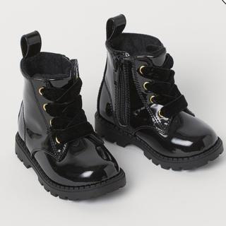 エイチアンドエム(H&M)のブーツ(ブーツ)