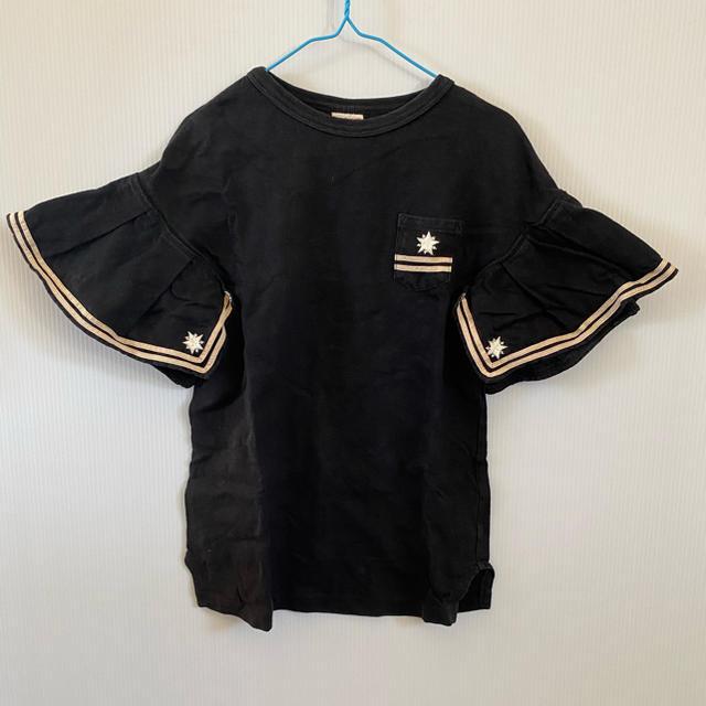 DENIM DUNGAREE(デニムダンガリー)のデニム&ダンガリー カットソー 140 キッズ/ベビー/マタニティのキッズ服女の子用(90cm~)(Tシャツ/カットソー)の商品写真