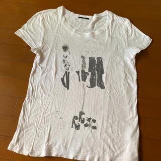 エモダ(EMODA)のEMODA エモダ トップス Tシャツ シンプル(Tシャツ(半袖/袖なし))