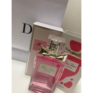 クリスチャンディオール(Christian Dior)のMiss Dior 香水 Rose N′Roses(香水(女性用))