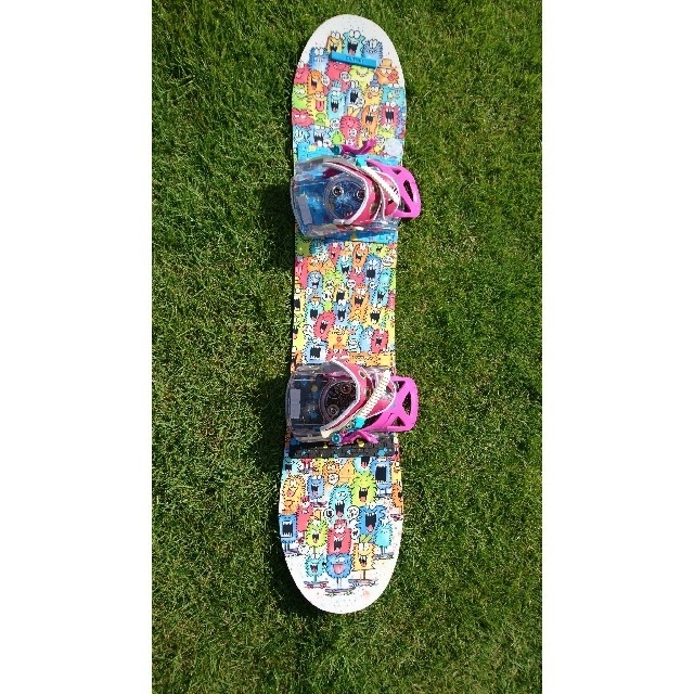 BURTON(バートン)のバートン スノボ板 100センチ スポーツ/アウトドアのスノーボード(ボード)の商品写真
