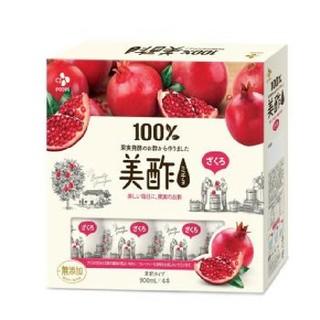 コストコ(コストコ)のCJ ザクロ酢ミチョ 900ml x 2本(ダイエット食品)