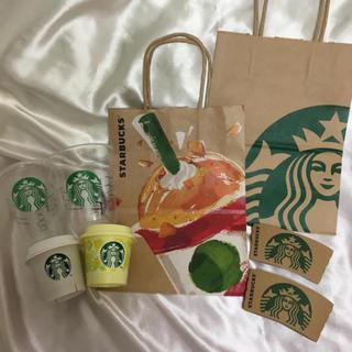 スターバックスコーヒー(Starbucks Coffee)のスタバドトールサーティーワンコップ他♪スターバックスコーヒー送料無料(タンブラー)