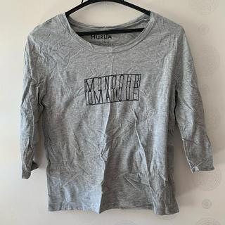 ムルーア(MURUA)のムルーア 7部袖Tシャツ(Tシャツ(長袖/七分))