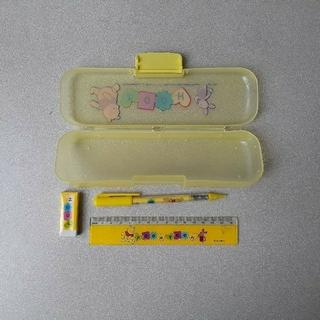 クマノプーサン(くまのプーさん)のくまのプーさん 筆箱(ペンケース/筆箱)